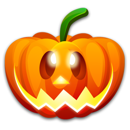 Halloween-happy-icon